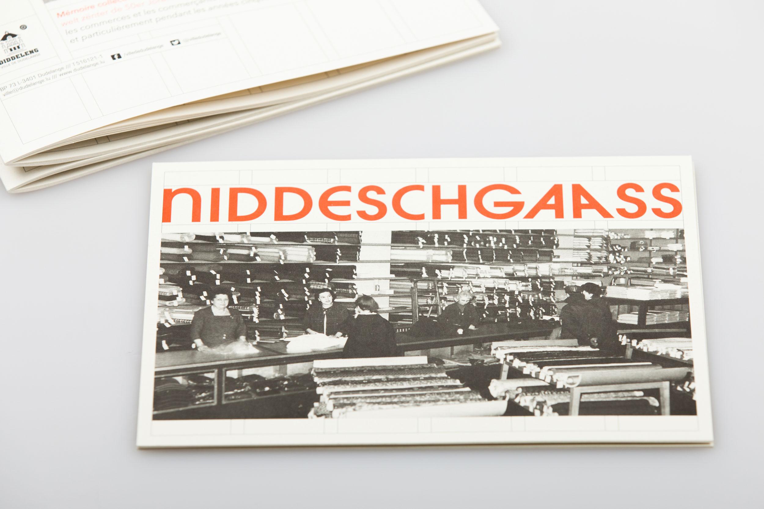 Niddeschgaass